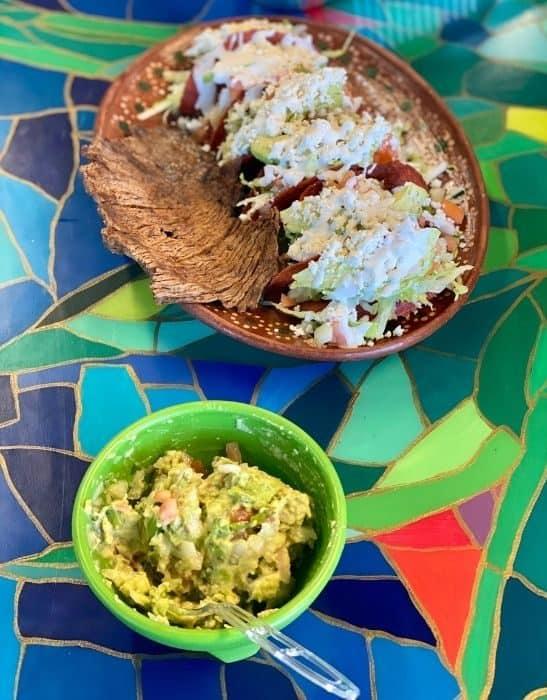 food at Tacos La Bamba (1)
