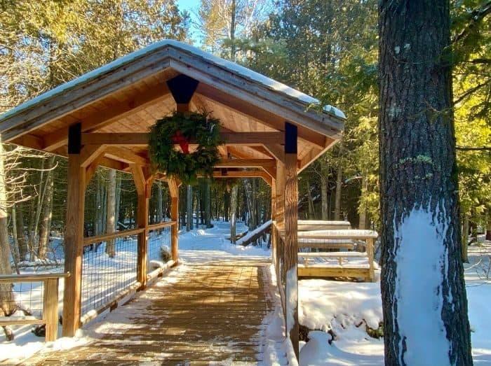 trails at The Ridges Sanctuary