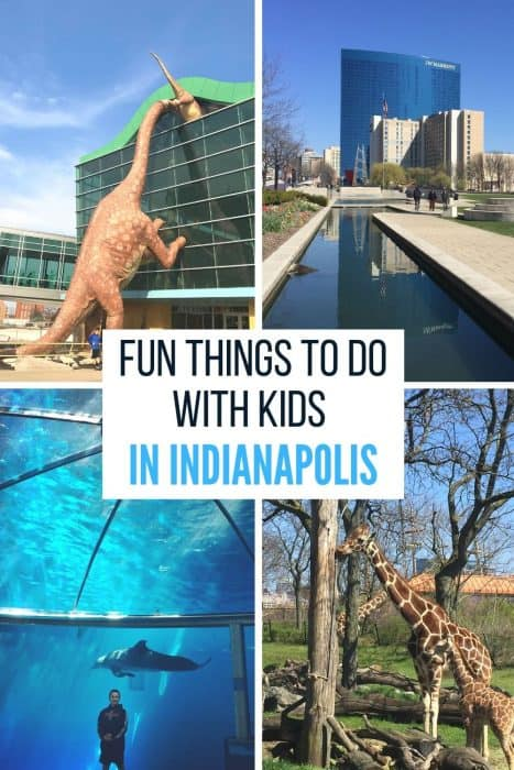 Fun Things to Do with Kids in Indianapolis