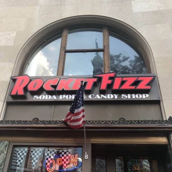 Rocket Fizz soda pops and candy shop Indianapolis