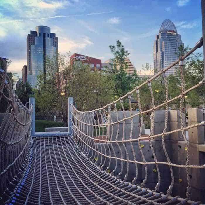 Staycation Ideas in Cincinnati Ohio