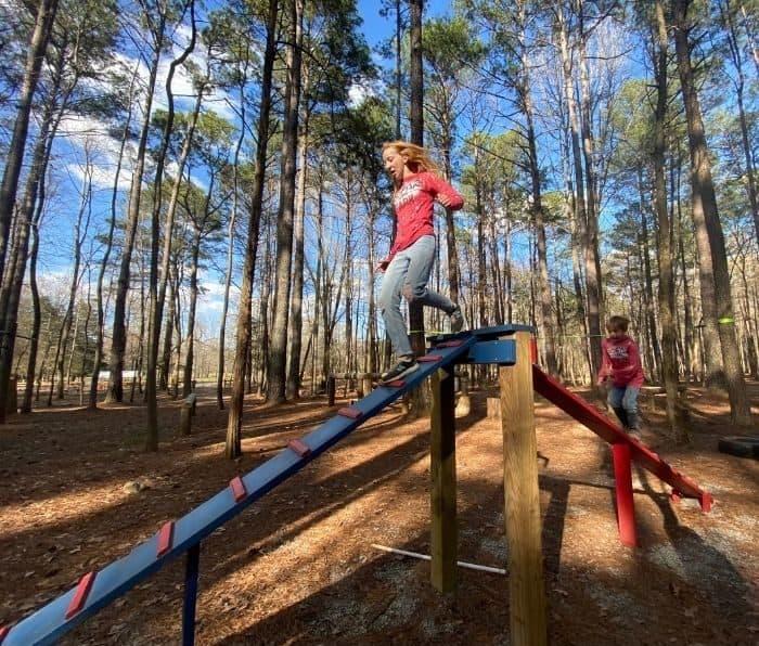 USMC Obstacle Course at GoFAR USA Park