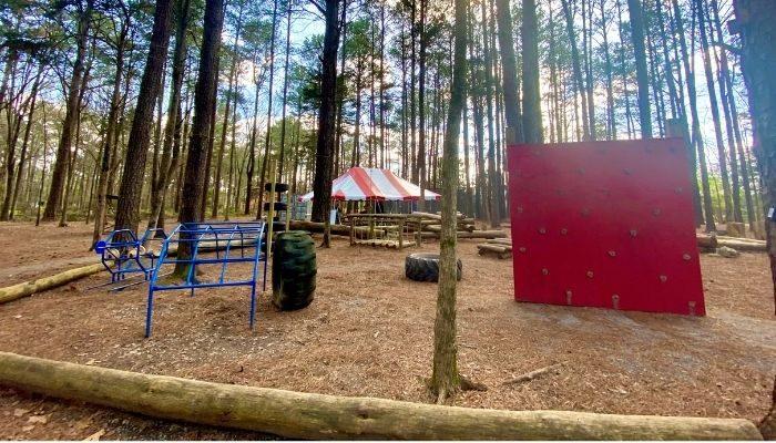 play area GoFar USA Park
