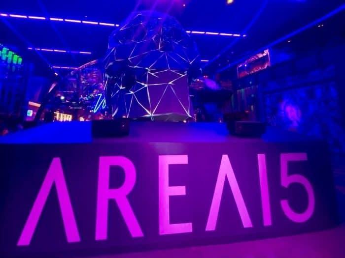 Area15 in Las Vegas
