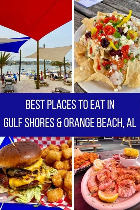 Best Places to Eat in Gulf Shores & Orange Beach