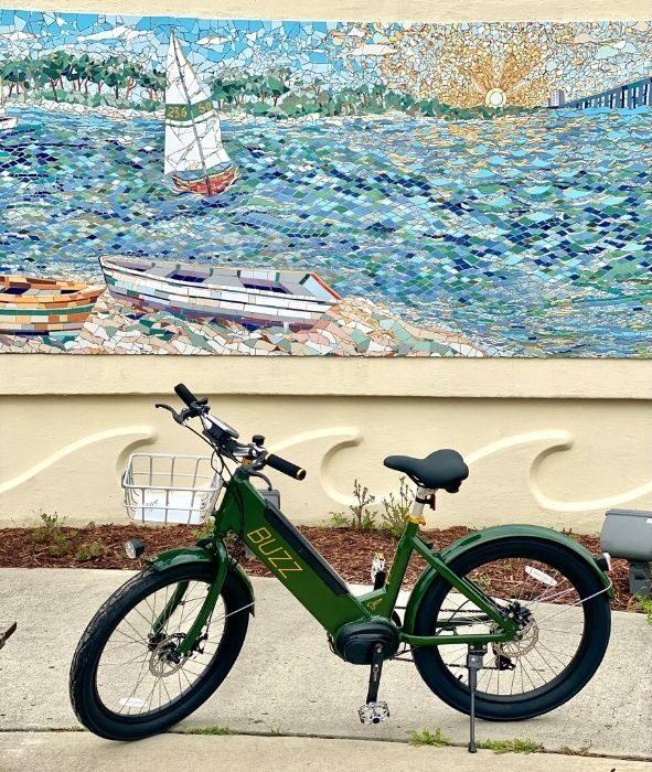 Buzz electric bike by mosaic