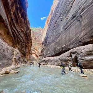 Hike the Narrows for an Incredible Adventure at Zion National Park