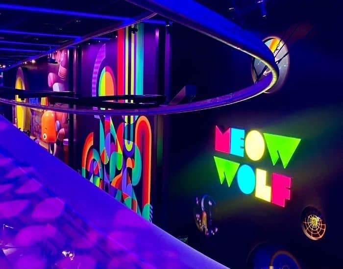 Meow Wolf at Area15 in Las Vegas