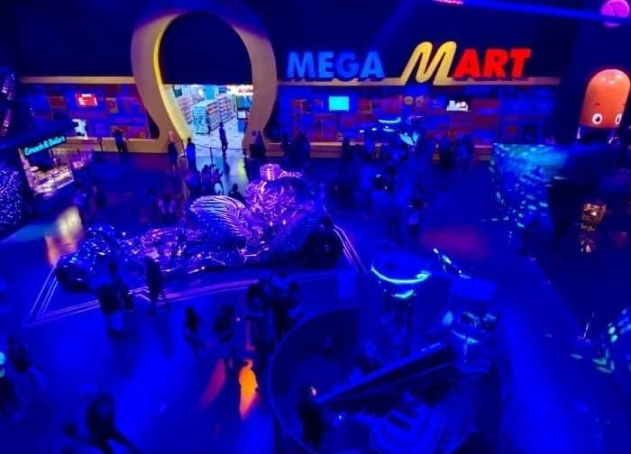 Omega Mart at Area15