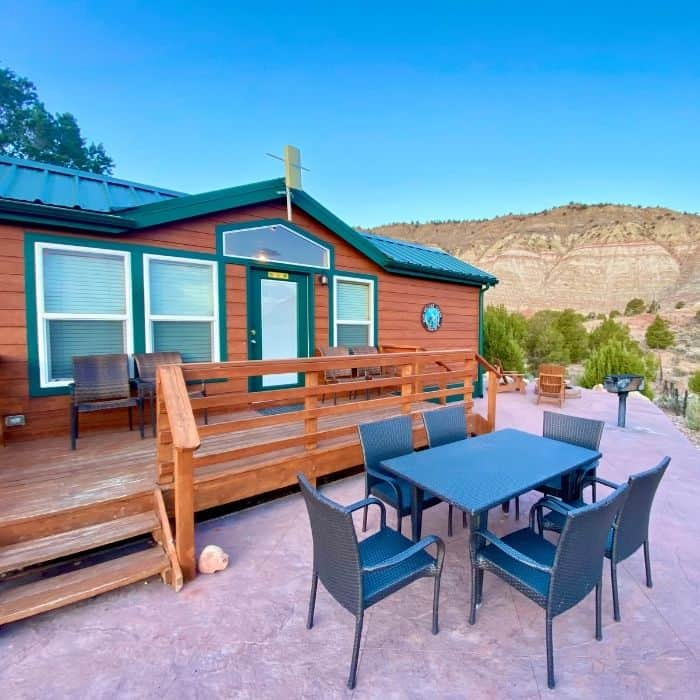 Reasons to Stay at Cannonville / Bryce Valley KOA Holiday