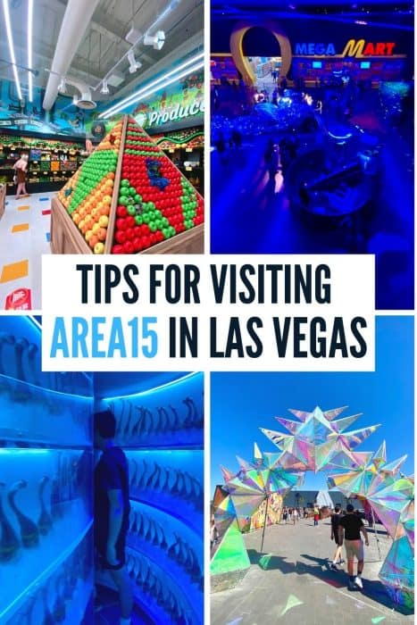Tips for Visiting Area15 in Las Vegas
