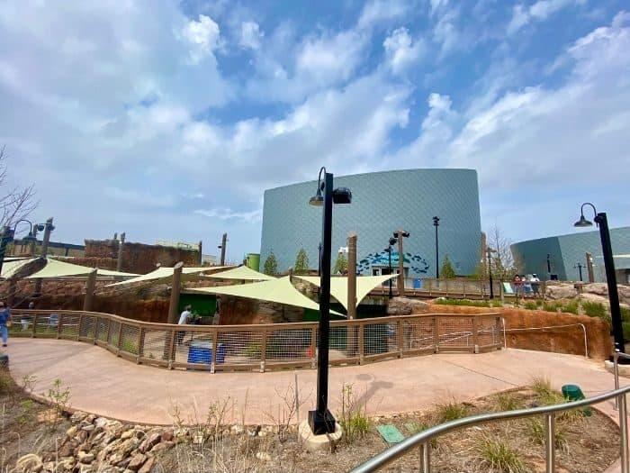 campus at Mississippi Aquarium