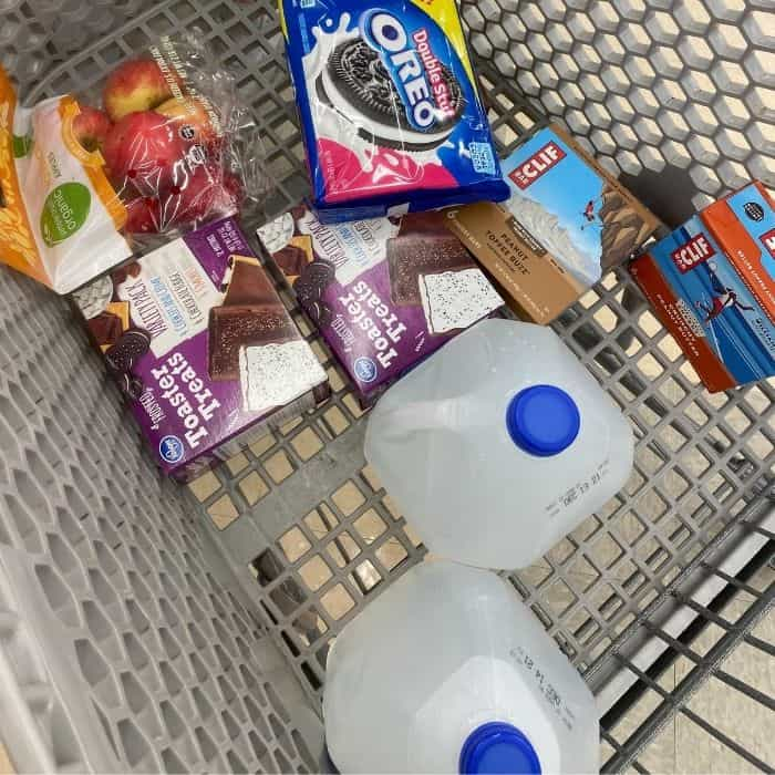 snacks at Smith's grocery store