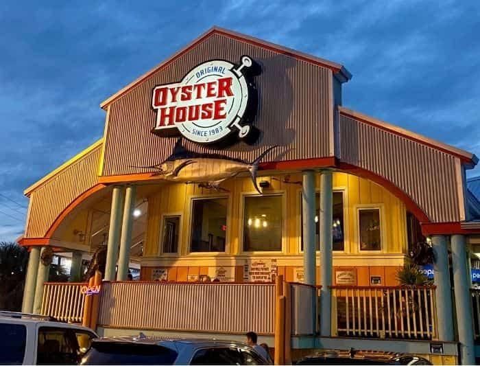 the Original Oyster House Gulf Shores
