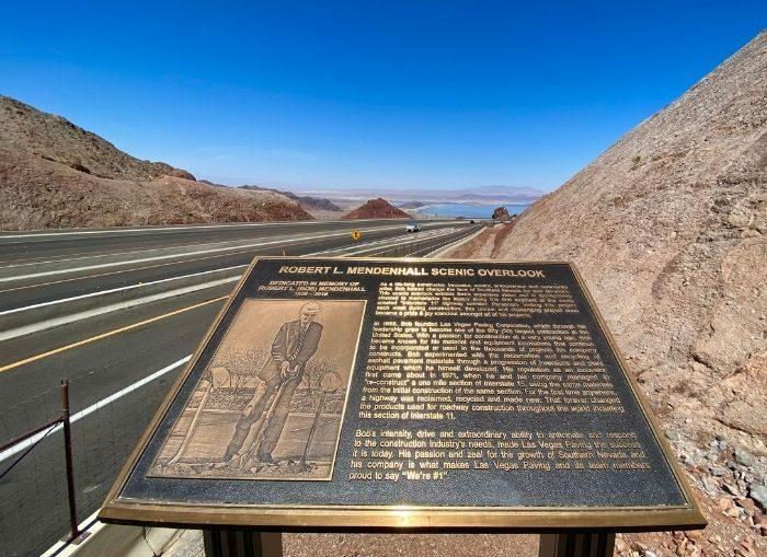 Robert L. Mendenhall Scenic Overlook