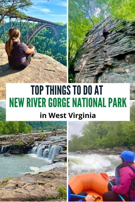 Top Things to Do at New River Gorge National Park