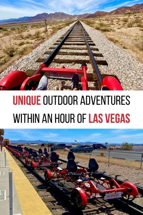 Unique Outdoor Adventures Within an Hour of Las Vegas