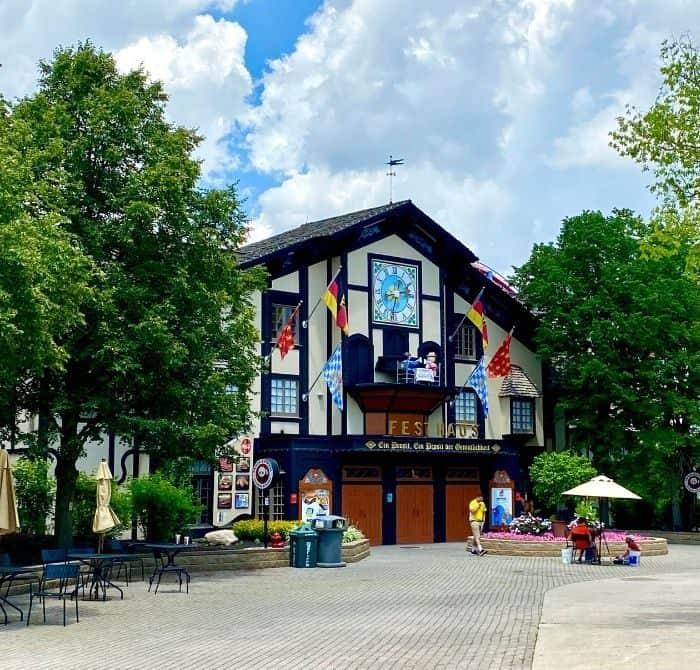 Festhaus at Kings Island
