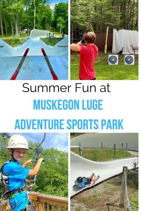 Summer Fun at Muskegon Luge Adventure Sports Park