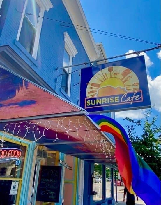 Sunrise Cafe Yellow Springs