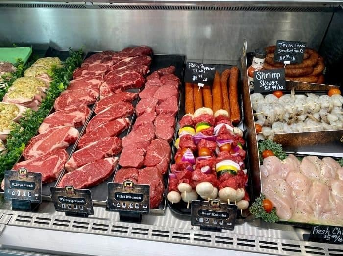 meat at Maplecrest Meats and More