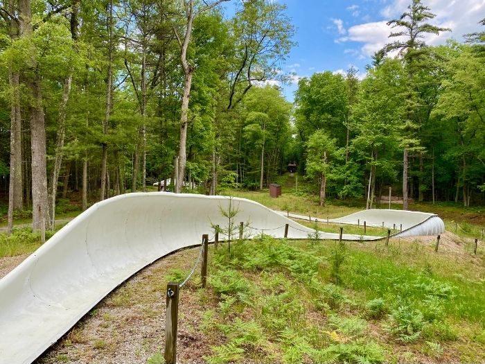 wheel track in Muskegon Michigan