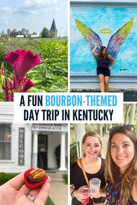 A Fun Bourbon-Themed Day Trip in Kentucky