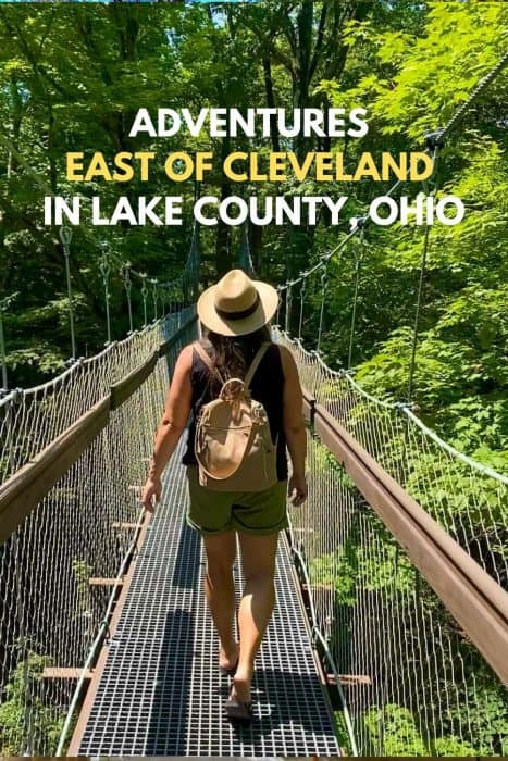 Adventures East of Cleveland in Lake County, Ohio