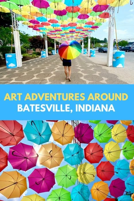 Art Adventures Around Batesville, Indiana