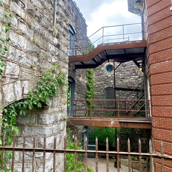 Castle and Key Distillery