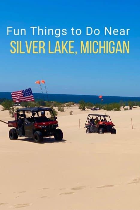 Fun Things to Do Near Silver Lake Michigan
