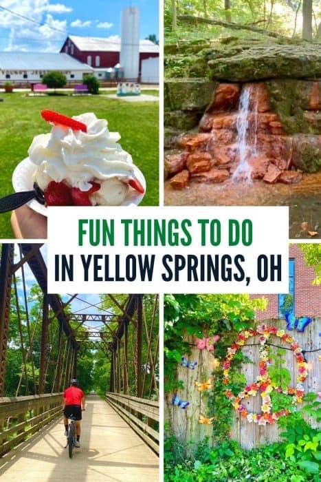 Fun Things to Do in Yellow Springs Ohio