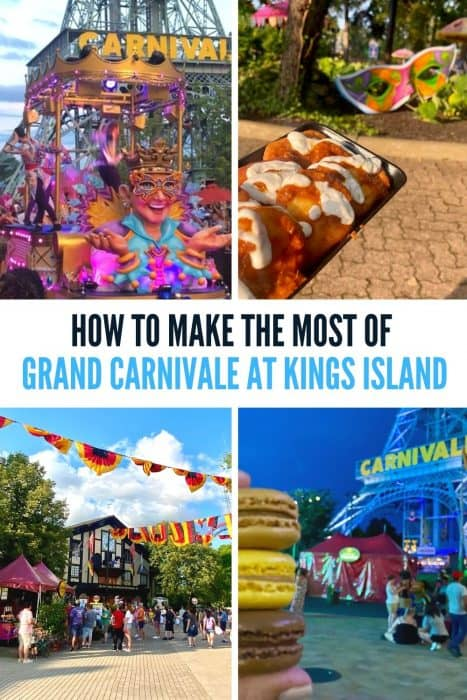 How to Make the Most of Grand Carnivale at Kings Island