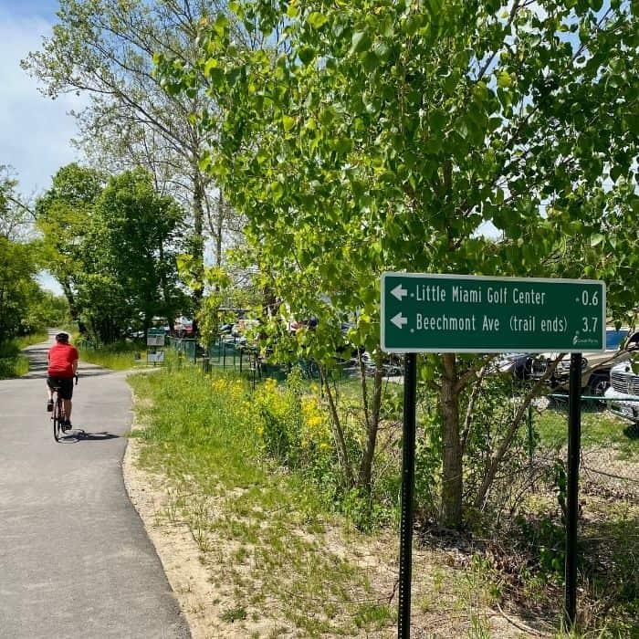Little Miami Scenic Trail in Ohio