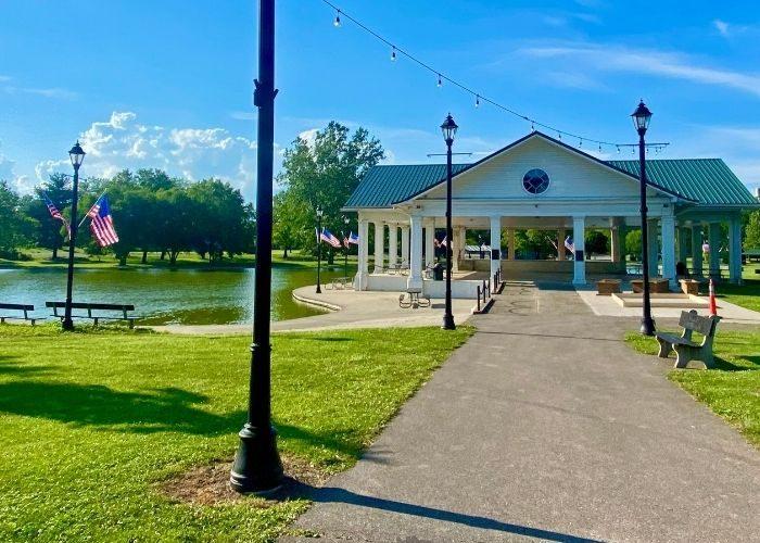 Shawnee Park Xenia Ohio