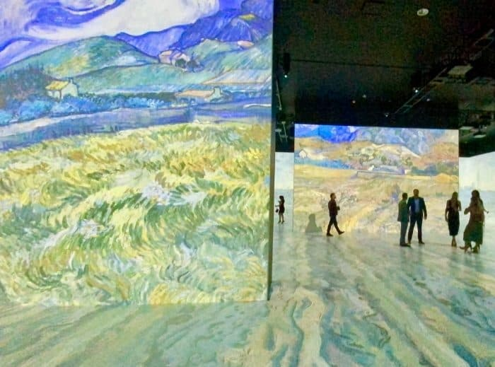 THE LUME Indianapolis Van Gogh Experience