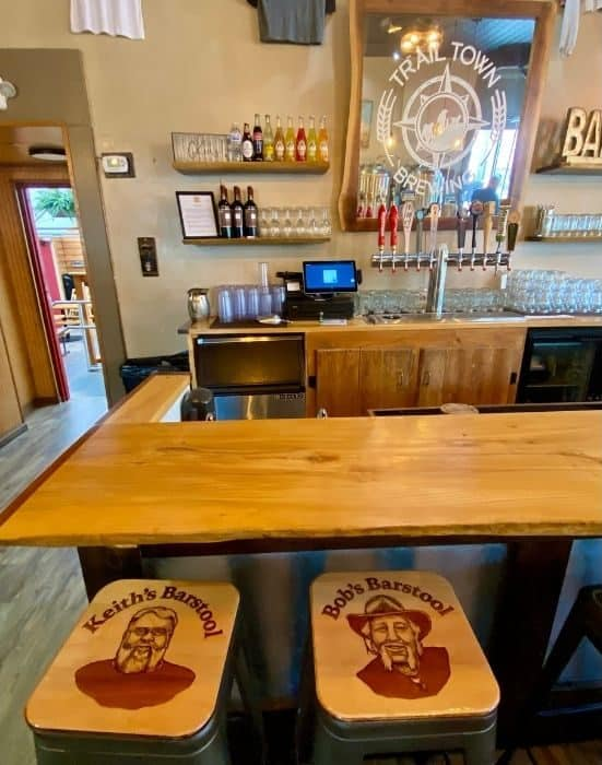Trail Town Brewing
