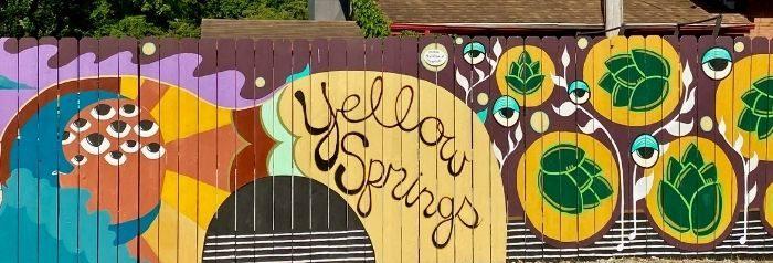Yellow Springs Mural