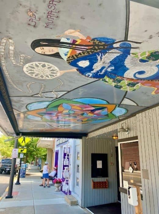 art in Yellow Springs Ohio