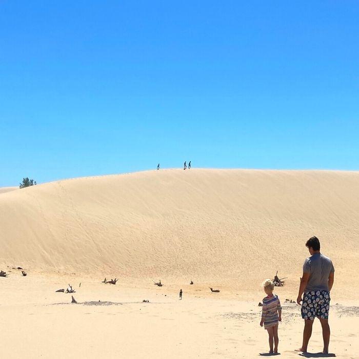 kids-at-silver-lake-sand-dunes