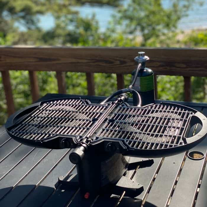 nomadiq portable gas grill