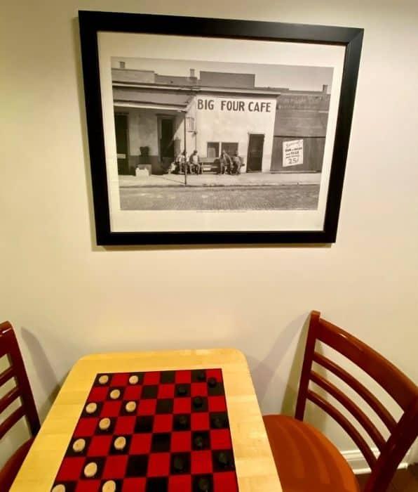 photograph of Big Four Cafe Batesville