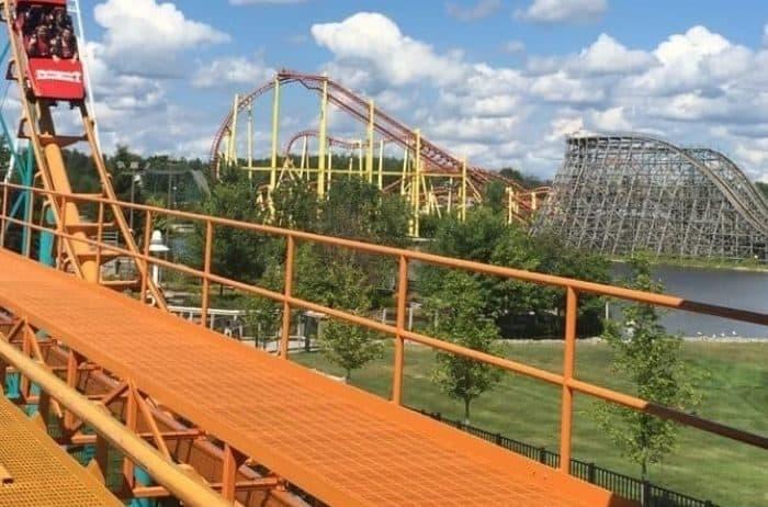 roller-coaster-Michigan's-Adventure