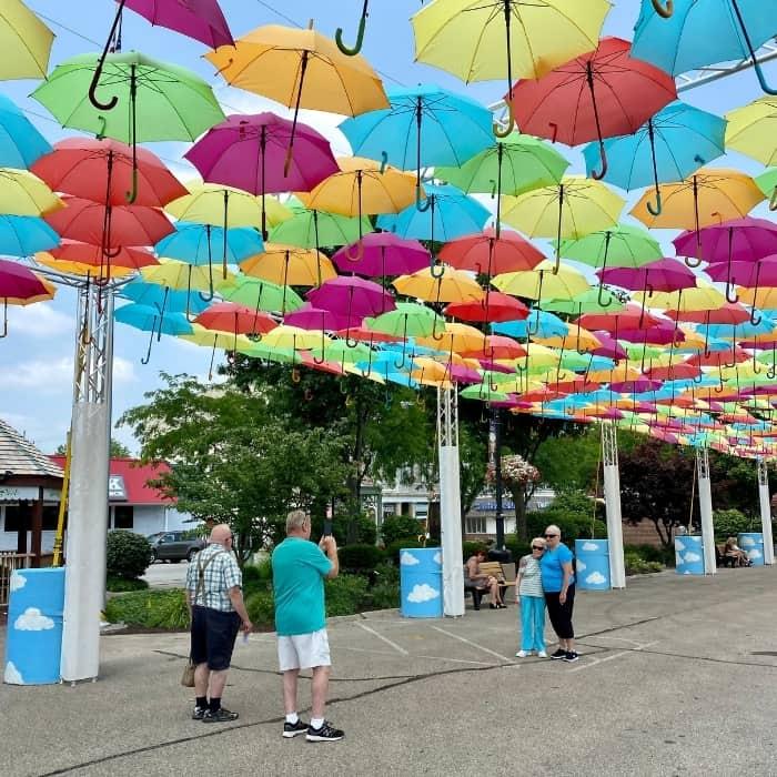 umbrella sky project Batesville