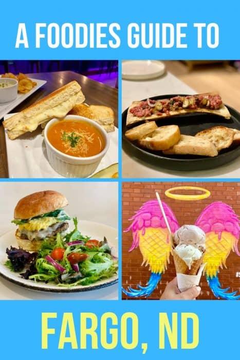A foodie's guide to Fargo North Dakota