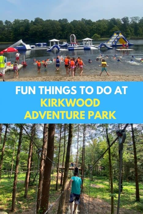 Fun Things to Do at Kirkwood Adventure Park