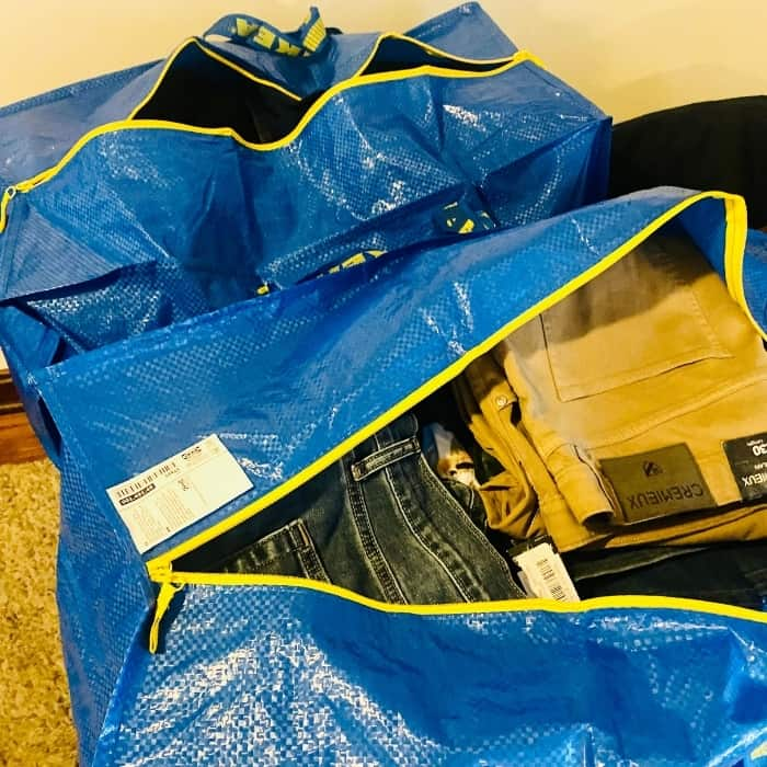 Ikea Fratka bag