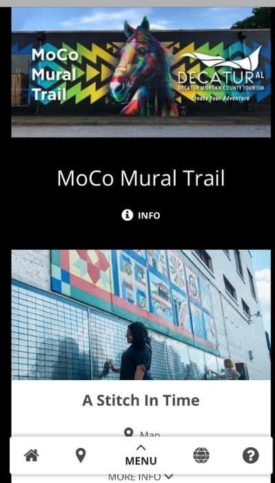 MoCo Mural Trail