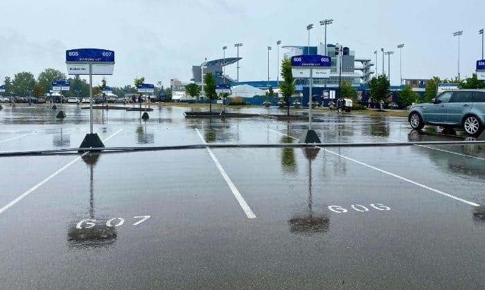 Premium Parking at the Linder Family Tennis Center