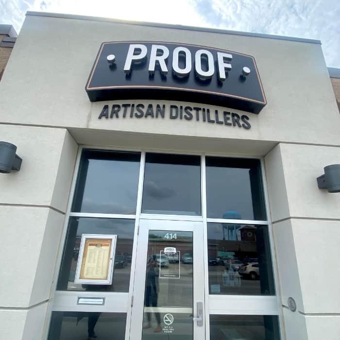 Proof Artisan Distillers